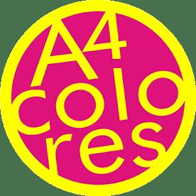 Tarjetas interactivas A4COLORES